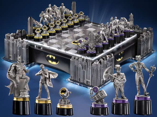 Top 10 Amazing and Unusual Chess Sets