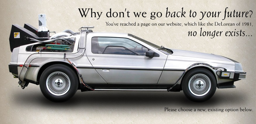 Top 10 Most Amazing 404 Pages
